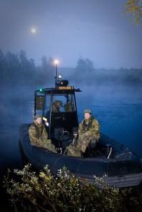 På langtur i grenseland- Møte med Norges kuleste førstegangstjeneste