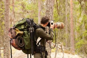 Denne sekken bør du ta en kikk på! Test av ryggsekk for naturfotografen.
