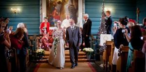 Bryllup- Anita og Mike gratulerer