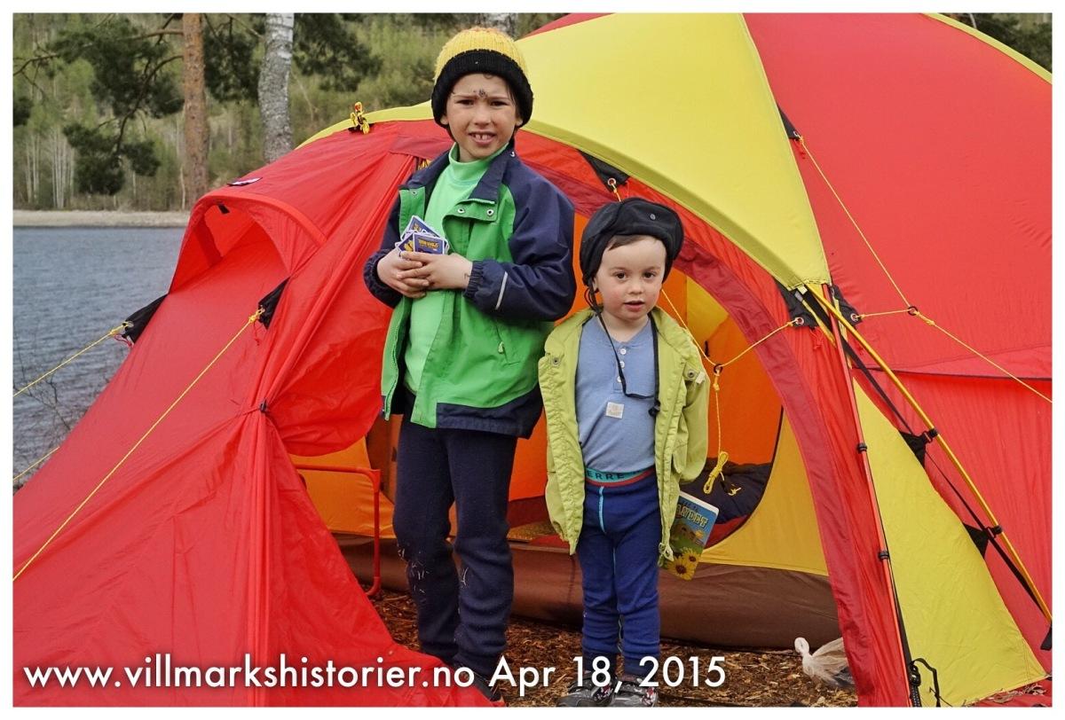 Helsport Svalbard 6 camp