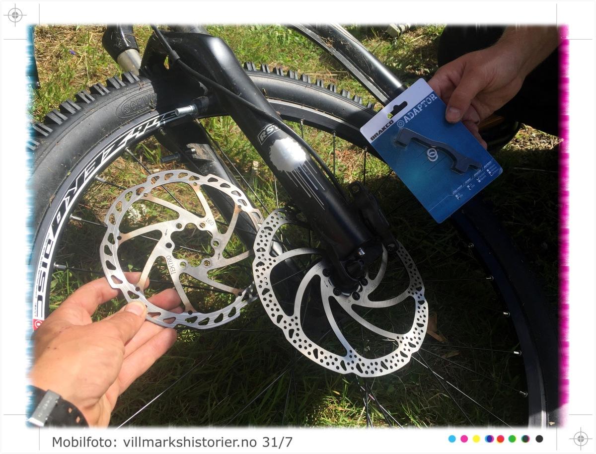 Slik oppgraderer du din sparkesykkel før høsten